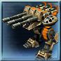 Mobile Artillerie der GDI